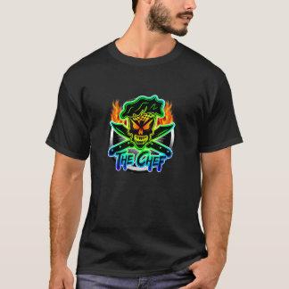 Neon Chef Skull T-Shirt