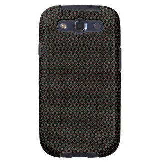 Neon colours pattern samsung galaxy s3 cover