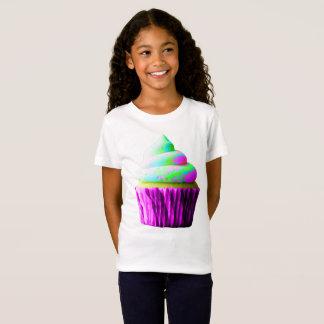 Neon Cupcake T-Shirt