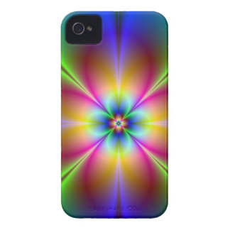 Neon Daisy iPhone 4 Cases