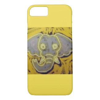 Neon Elephant Case-Mate iPhone Case