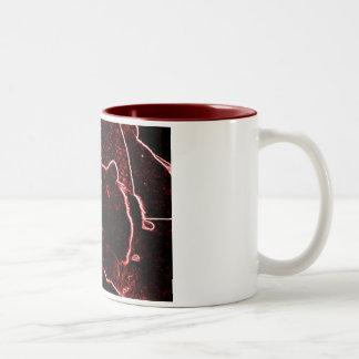 neon espresso Rat Mug