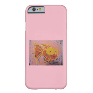 Neon Fish Barely There iPhone 6 Case