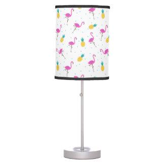 Neon Flamingos 2 Desk Lamps