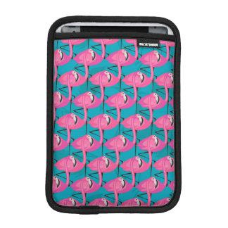 Neon Flamingos iPad Mini Sleeves
