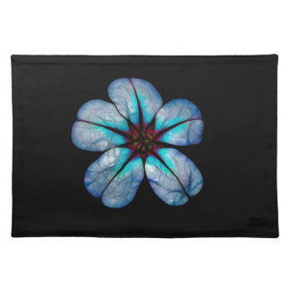 Neon Flower 1 Placemat