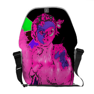 Neon Glow, Messenger bag