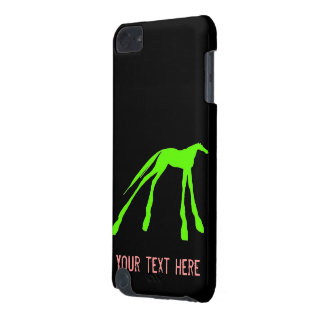 Neon Horse iPod Touch Case