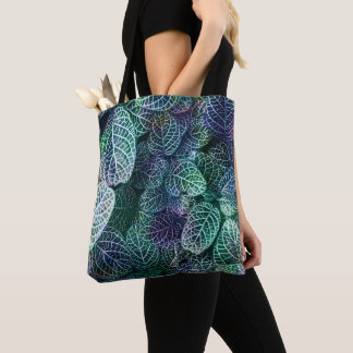 Neon Jungle Tote Bag