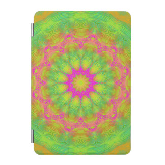 Neon Kaleidoscope iPad Mini Cover
