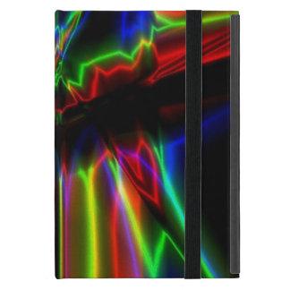 Neon Lightning iPad Mini Case