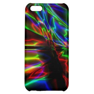Neon Lightning iPhone 5C Cases