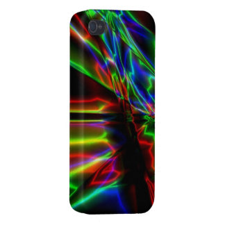 Neon Lightning iPhone 4/4S Covers