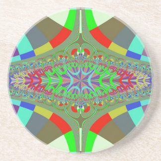 Neon Lights Ladder Fractal Coaster