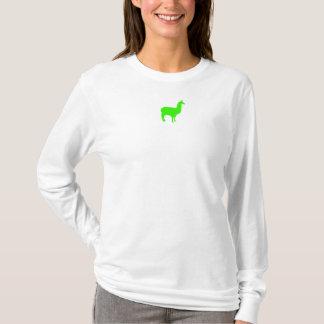 Neon Llama T-Shirt