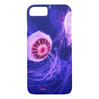 Neon Luminous Jellyfish Case-Mate iPhone Case