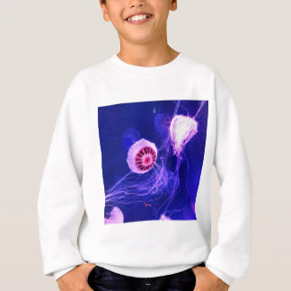 Neon Luminous Jellyfish Sweatshirt