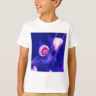Neon Luminous Jellyfish T-Shirt