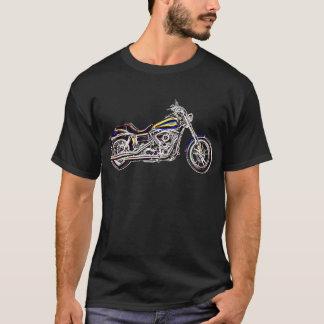 Neon Motorcycle Shirt