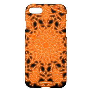 Neon Orange Nights ~ iPhone 8/7 Case