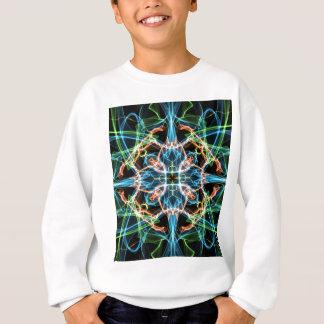 Neon Pattern Sweatshirt