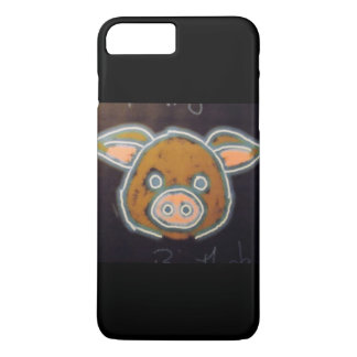 Neon Pig iPhone 8 Plus/7 Plus Case
