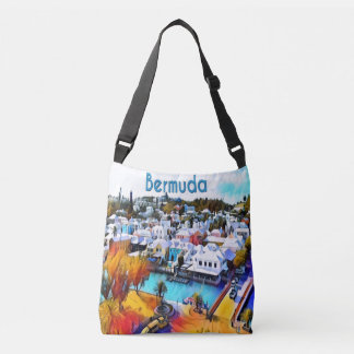 Neon Pop Art 4544 Bermuda tote bag