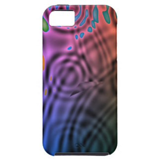 Neon Raindrops iPhone 5 Skinit Cargo Case