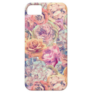 Neon Shabby Chic iPhone 5 Case