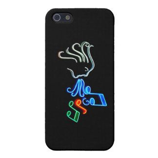 Neon Singer Covers For iPhone 5
