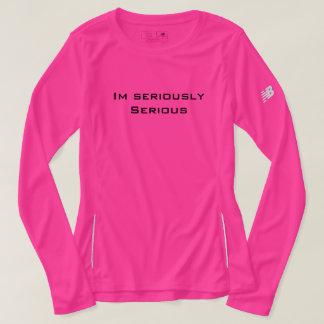 Neon sleeve shirt women sportswear