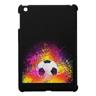 Neon Soccer Ipad Case
