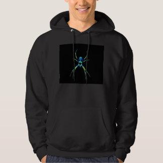 Neon Spider Hoodie