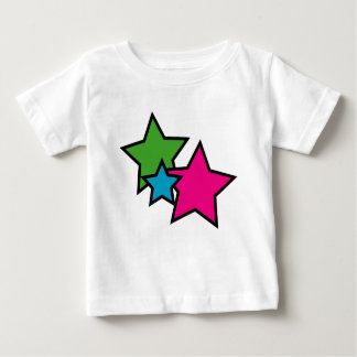 Neon Star Infant T-shirt