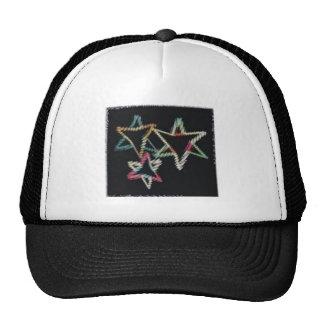 Neon Stars cap Trucker Hat