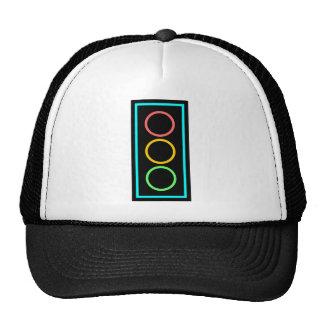 Neon Stoplight Trucker Hat