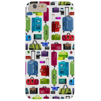 Neon Suitcases Barely There iPhone 6 Plus Case