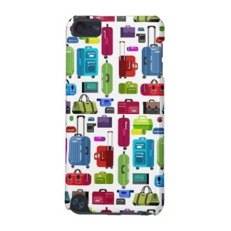 Neon Suitcases iPod Touch 5G Cover