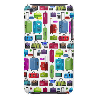 Neon Suitcases iPod Touch Case
