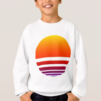 Neon Sunrise Sweatshirt