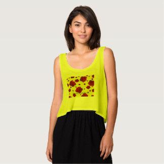 Neon t-shirt yellow
