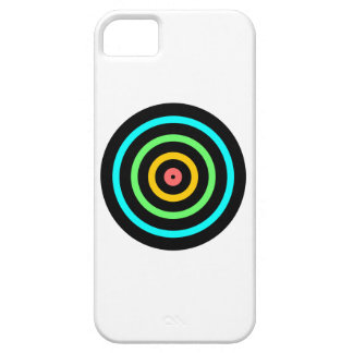Neon Target iPhone 5 Covers