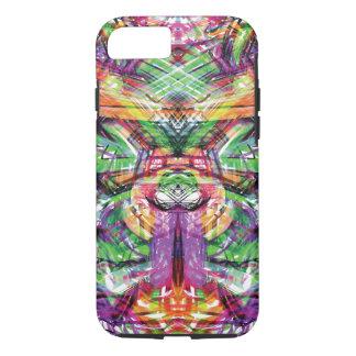 Neon Tribal Graffiti Abstract ArtWork iPhone 7 Case