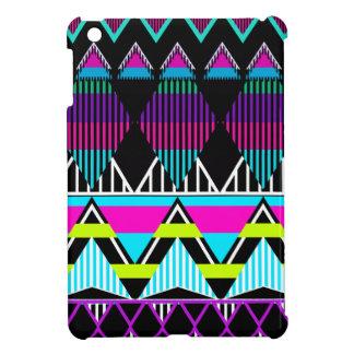 Neon Tribal Inspired iPad Mini Case