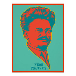 Neon Trotsky Posters