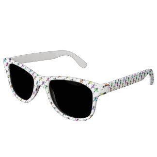 Neon Tutu Ballerinas Ballet Dance Teacher Gift Sunglasses