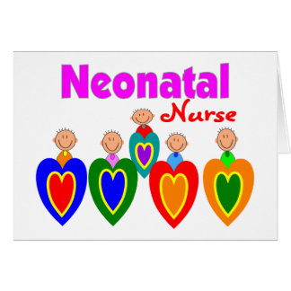 Neonatal Nurse Gifts---Adorable Babies on QRS Cards