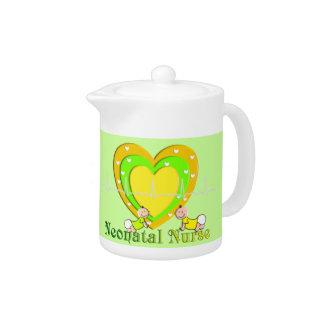 Neonatal Nurse Teapot