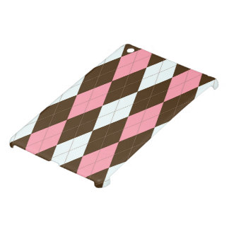 Neopolitan Argyle iPad Mini Case