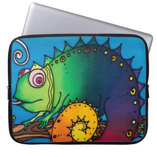 """Neoprene 15"""" Laptop Sleeve: Chameleon Series Laptop Sleeve"""
